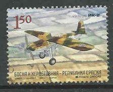 Bosnië- Servische Republiek, Yv 537 Jaar 2012,  Gestempeld, Zie Scan - Serbie