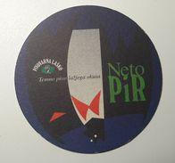 SLOVENIA Brewery Pivovarna Lasko Dark Beer Netopir BEER COASTER Beer Mats - Sous-bocks