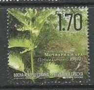 Bosnië- Servische Republiek, Yv 619 Jaar 2015,  Gestempeld, Zie Scan - Serbie