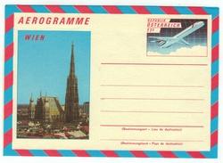 Autriche //  Österreich // Entier Postaux // Aérogramme - Stamped Stationery