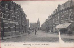 Beauraing Namur Avenue De La Gare 1907 (abimee) (beschadigd) - Beauraing