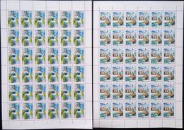 Russia, 2014, Mi. 2047-48, Sc. 7534-35, Regions Of Russia, Republic Of Crimea And Sevastopol, MNH - Unused Stamps