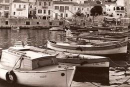 La Madalena - REAL PHOTO (12,0 X 18,0 Cm) - Veduta - Barca - Ship - Boat - Bateau - Sassari - Italia - Sassari