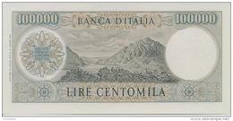 ITALY P. 100b 100000 L 1970 UNC - [ 2] 1946-… : Républic