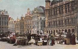 BRUXELLES - Marché - Markten