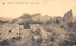 Ruines De La Forteresse De Logne.  Accès Au Donjon. - Ferrieres