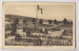 VERDUN - Cimetière Militaire Du Faubourg Pavé - Cimetières Militaires