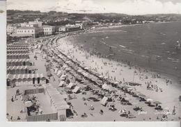 FANO SPIAGGIA PANORAMA 1959 - Fano