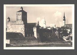 Narva - Hermanni Kindlus / Die Hermannsfestung - Photo Card - Estonie