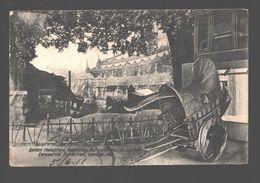 Mandalay - Golden Monastery - Burmah / Indian Section Of The Coronation Exhibition, London 1911 - Myanmar (Burma)