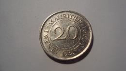 MONNAIE MAURICE 20 CENTS 1991 - Mauritius