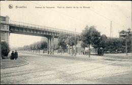 Woluwé : Avenue De Tervueren : Pont Du Chemin De Fer De Woluwé  / TRAM 45 !! - Woluwe-St-Pierre - St-Pieters-Woluwe