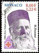 Monaco Obl. N° 2315 Prix Nobel - Henri Dunant - Monaco