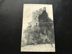 HYERES Ruines Du Vieux Chateau - 1906 - Hyeres