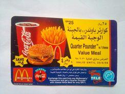 Quarter Pounder 25 QR - Qatar