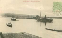Reunion . N° 42962 . Le Port De St Pierre - Saint Pierre