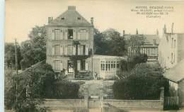 14  . N° 43074 . Saint Aubin Sur Mer. Hotel Beauséjour - Saint Aubin