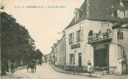 64 . N° 43302 . Orthez . La Rue St Gilles - Orthez