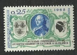 FRANCE      N° YVERT  :   1572  NEUF SANS CHARNIERE - France