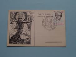 Stichting CAMILLE HUYSMANS 100 Jaar : 26-5-1971 Antwerpen ! - Postmark Collection