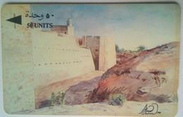 25BAHA 50 Unirs Bahrain Fort - Bahrain