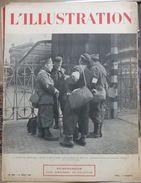 L'Illustration N° 5086 31 Août 1940 (réimpression) - Journaux - Quotidiens
