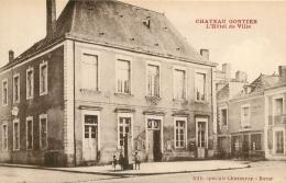 RARE CHATEAU GONTIER HOTEL DE VILLE - Chateau Gontier