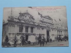 EXPO Int. Nord De France ROUBAIX 1911 ( Laffineur-Samin)  Anno 19?? ( Zie Foto Voor Details ) ! - Roubaix