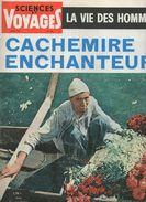 SCIENCES ET VOYAGES 1963  N° 208   CACHEMIRE  JAPON SICILE IRAK SERCQ HERM ET JETHOU  SUMATRA MONGOLS MOLICEIRO D AVEIRO - Wetenschap