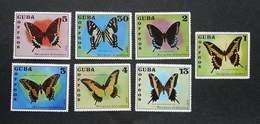 Cuba Butterflies 1972 Insect Butterfly (stamp) MNH - Cuba