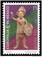 Belgium 2508** Europalia 93 Mexique  MNH - Belgique