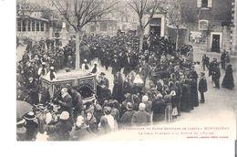 CP  D 31           MONTREJEAU   Funeraille Du Barron De LASSUS - Andere Gemeenten