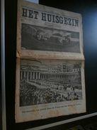 Het Huisgezin 47 (20/11/1927) : Kongo, Langres, St Gillis, Arlesey, Medaets, - Magazines & Newspapers
