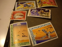 Djibouti  Stamps Petit Lot - Timbres
