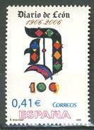 Espagne España 2006 Neuf - Edifil N° 4229 - Y&T N°  - ** Diario De Leon - 2001-10 Nuevos & Fijasellos
