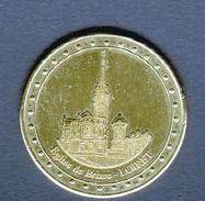France Medailles, Jeton Touristique De Briare, L'eglise - 2012
