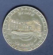France Medailles, Jeton Touristique De Briare, La Mairie - 2012