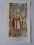 D1011-Santino Sant'Alfredo Venerato Nella Parrocchia Di Sarno (Salerno) - Santini
