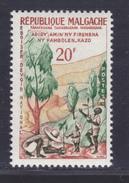 MADAGASCAR N°  351 ** MNH Neuf Sans Charnière, TB  (D3529) Semaine De L'arbre - Madagascar (1960-...)