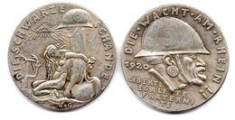 Médaille - Errors & Oddities