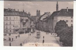 Suisse - FR - Fribourg - Rue De Lausanne - FR Fribourg
