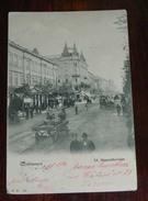 WARSZAWA. UL. MARSZALKOWSKA, B.R. 136 - Pologne