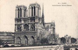 B39554 Paris, Cathédrale Notre Dame - Francia