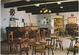 """Ille  Et  Vilaine  :  ILE  CEZEMBRE , Hotel  Restaurant """" Le Repaire Des Corsaires """" , Le Bar ( Cachet Au Dos) - Francia"""