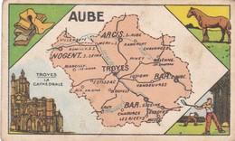 """Departement  De L'aube ("""" Pub La Chicorée """"a La Belle Jardinière"""") - Zonder Classificatie"""