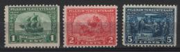 Stati Unitii 1920 Unif.367/69 **/MNH VF/F - Unused Stamps