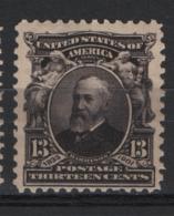 Stati Unitii 1902 Unif.172 **/MNH VF/F - Unused Stamps