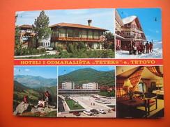 HOTELI I ODMARALISTA TETEKS-a,TETOVO - Macedonië
