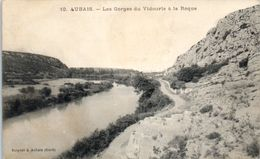 30 - AUBAIS --  Les Gorges Du Vidourde à La Roque - Autres Communes