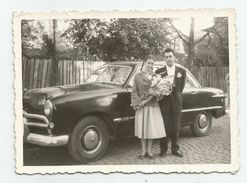 Wedding CAR PHOTO 276P- 19 - Automobiles